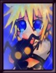 Crying little Chibi Roxas by KawaiiDarkAngel
