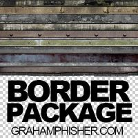 Realistic Border Package by GrahamPhisherDotCom