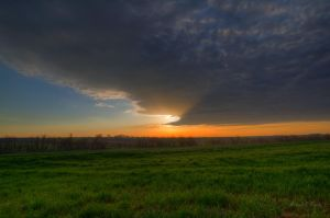 Kansas Skies Pt. 2 by mjrusche