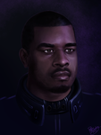 Mass Effect: Jacob Taylor by ruthieee