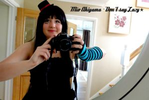 Mio Akiyama Don't say lazy cosplay 12 by KatintheAttic