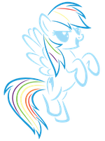 []Rainbow Dash[] by Chrzanek97