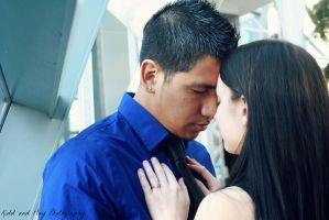 Cesar and Heather's Engagement 4 by BengalTiger4