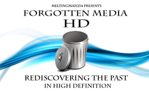 Forgotten Media HD Fan Logo by JengaSoft