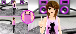 [MMD] Yeah, it's me [v.3.0] by LoverCathy