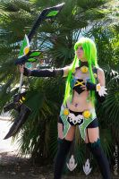 Rena Trapping Ranger - Elsword Cosplay by ArashiHeartgramm