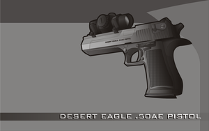 Desert Eagle Widescreen by DanMed