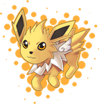 ...:Jolteon:... by Mack-chan