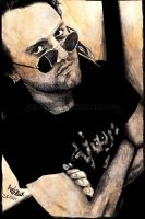 Lars Ulrich by Red-Szajn
