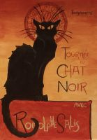 Tournee du Chat Noir by moussee