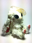 OOAK Bunny FOR SALE by TotemEye