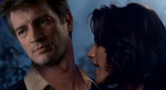 Castle-Beckett Neck Kiss by michygeary