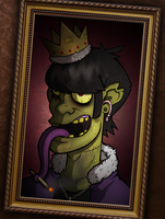 Murdoc is God by JKendall