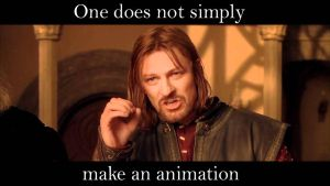 One Does Not Simply make an animation by WarriorAngel36