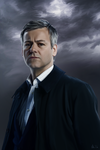 Lestrade - Painting by Lasse17