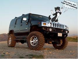 Hummers 4 Ever by BluTwistar
