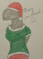 Holiday Request: HWPD by LykenZealot