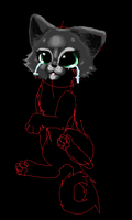 Cinderpelt realistic color drawing preview by Epicgamequests