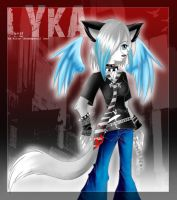 ....Lyka.... by Kittlums