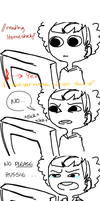 Homestuck: Hussie is Evil okay. by iLuffs