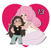14 Days of OTP Treats_GregxRose by MevrouwRoze