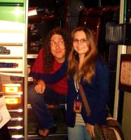Meeting Weird Al Yankovic by HanBO-Hobbit