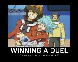 Duel Success Motivational by hybridchick