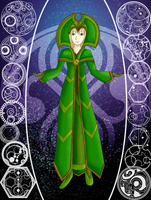 Cerulliam the Time Lord by PurpleAmharicCoffee