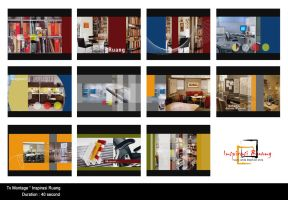 montage design inspirasi ruang by chezoon