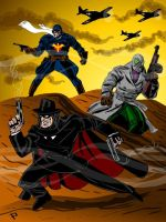 Pulp Squad Cartoon Hour 2 by jaypiscopo