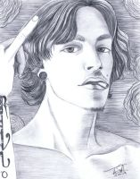 Brandon Boyd by Sexycreations