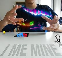 I Me Mine by mushir