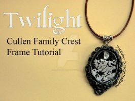 Twilight Cullen Family Crest tutorial by NerdEcrafter