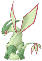 Ken the Flygon by Ninzo