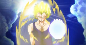 DragonBallz Vegeta prince of saiyans ssj by Mr123GOKU123
