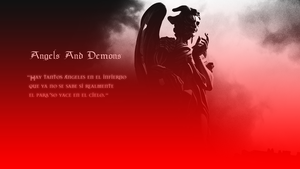 Angels And Demons by ArcangelusofDarkness