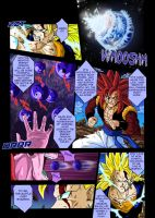 Dragon Ball Final War P1 by ElyasArts