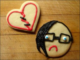 Emo Cookies by quizzically-frozen