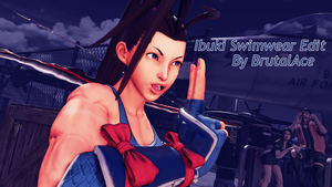 Ibuki Swimwear Edit by BrutalAce