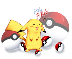 Pika Pika by UNIesque