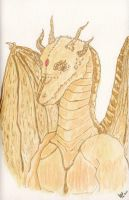 .::com::. Golden Dragon by GiovyLoCa