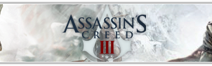 Assassin's Creed 3 Signature Banner by Slydog0905