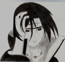 uchiha itachi by xSunDowNx