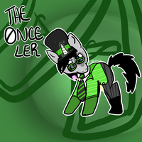 My little Once-ler by gdwDOG-wolf99
