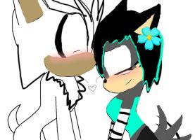 Request for ~tealsy99 by MagicRoseTheHedgi