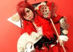 Queen of Hearts Steam Punk by enchantingnocturne
