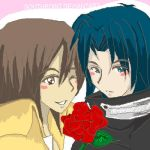FubukixRyo - Kiss from a Rose by southpoint
