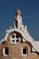 Park Guell by lesogard