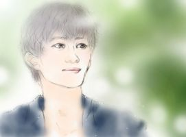 EUNHYUK super junior by xMADMATEx