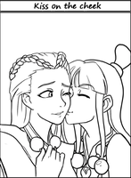 Kiss Meme - Preview by Yamino